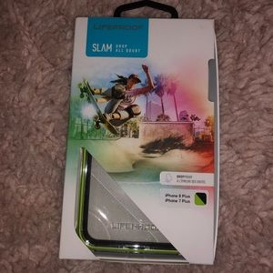 iPhone 8 Plus & 7 Plus Slam Lifeproof Case